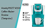 Keurig 119277 K250 Coffee Maker Review (Multi Color)