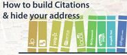 How to build Citations and hide your address - 103 citation sites to use