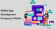Mobile Application Development Company in Rialto