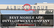 Best Mobile App Development Company in Albuquerque