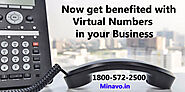 Now get benefited with Virtual Numbers in your Business - Minavo™ Telecom Networks