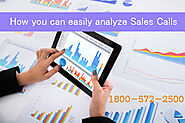 How you can Easily Analyze Sales Calls with Minavo's VAgent. - IVR Service Provider- VAgent