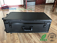 Aluminum Tool Hard Cases with Foam for sale - Junyecases