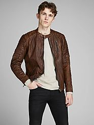 All Type Of Men Leather Jackets On Sale