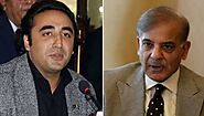 Opposition leader in the National Assembly Shahbaz Sharif telephoned Bilawal Bhutto