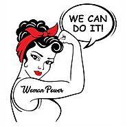 Women Power We Can Do It Svg Cut
