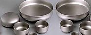 Butt Welded Pipe Fitting End Caps Manufacturers Suppliers Dealers Exporters in India