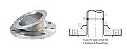Lap Joint Flanges manufacturers in Mumbai India - Mesta INC