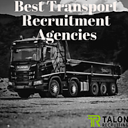 Best Transport Recruitment Agencies in Canada