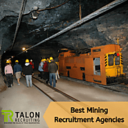 Best Mining Recruitment Agencies