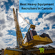 Talon Recruiting | Heavy Equipment Recruiters