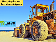 Heavy Equipment Recruiters | Talon Recruiting