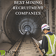 Mining recruitment Companies in Canada | Talon Recruiting