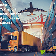 Best Transport Recruitment Services in Canada