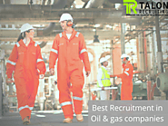 Oil & Gas Recruitment Agency in Canada