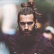 35+ Attractive Long Hairstyles for Men to Look More Handsome - Sensod - Create. Connect. Brand.