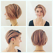 45+ Gorgeous Short Hairstyles Ideas for Women - Sensod - Create. Connect. Brand.