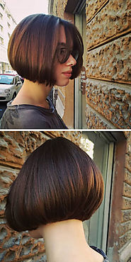 21+ Gorgeous Hairstyles for Women with Short Hair - Sensod - Create. Connect. Brand.