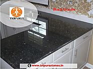 Indian Granite Exporter in India Black Galaxy
