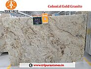 Indian Granite Manufacturer in India Colonial Gold