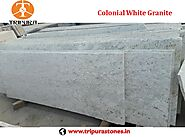 Indian Granite Manufacturer in India Colonial White