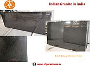 Indian Granite Manufacturer in India Absolute Black