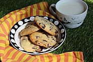 Traditional Chocolate Chunk Cookies Recipe