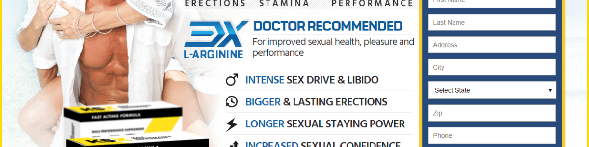 Headline for KSX Male Enhancement