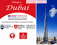 Dubai- An Emerging Centre of Higher Education for International Students