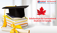 Alluring Scholarships for International Students in Canada - . : powered by Doodlekit