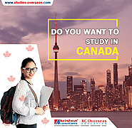 Want to study in Canada: Steps to Apply by Ragini Sharma
