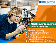 Most Popular Engineering Courses to Pursue in Ireland