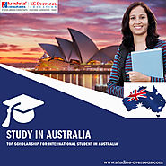 Top Scholarship for International Student in Australia by Ragini Sharma