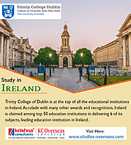 Why Study at Trinity College Dublin of Ireland? - Go2Article