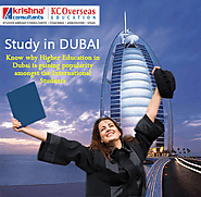 Know why Higher Education in Dubai is gaining popularity amongest the International Students by Ragini Sharma