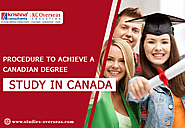 Procedure To Achieve A Canadian Degree: Simplified by Ragini Sharma | Aileensoul