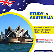 Admission and Visa Requirements for Higher Studies at U on Behance