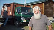 75 Year Old Man's Tiny House Truck