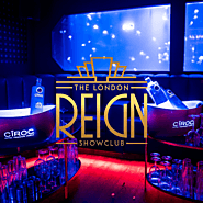 The Reign Showclub | Table and Guestlist Booking | London Table Booking