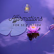 Affirmations For Self Esteem, by Affirmations Rehab