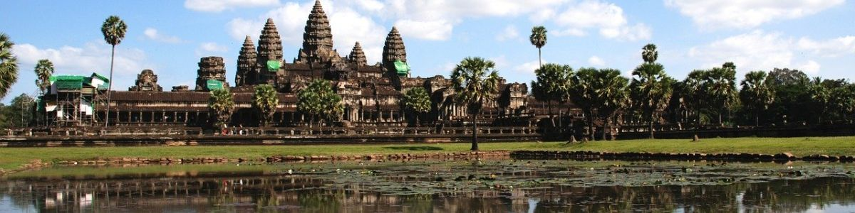Headline for 10 Interesting Facts About Angkor Wat