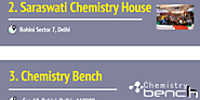 Chemistry Coaching Institute in Rohini | Infographic