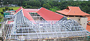 Steel Trusses | Roof Trusses Manufacturers | SMARTRUSS® -Tata BlueScope Steel