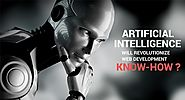 Artificial Intelligence in Web Development | AI Future of Web Development