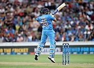 India won by hitting the last two balls | Surat Darpan