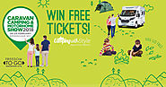 COMPETITION | Win Tickets to the Caravan, Camping and Motorhome Show 2018!