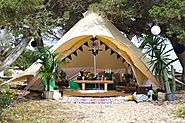 CAMPING NEWS | Boutique Camping Launches New Star Bell Tent Range on Kickstarter - Camping with Style Camping Blog | ...