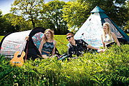 CAMPING NEWS | Your 2018 Festival Tent Is Here! Meet The Carnival Range from Easy Camp
