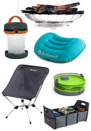 CAMPING | Space Saving Family Camping Furniture, Accessories & Tents