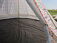 TENTS | Our Verdict On The Funky New Weekender Bell Tent From Boutique Camping – Review
